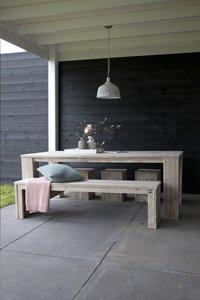 Dutchwood table de jardin brun 160 x 100 cm-Image 3