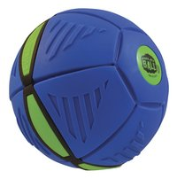 Goliath frisbee Phlat Ball V3 bleu/vert-Avant