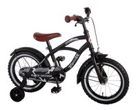 Yipeeh kinderfiets Black Cruiser 14'