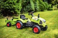 Falk tracteur Claas Arion 410 avec remorque-Image 6