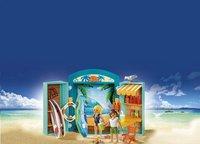 Playmobil City Life 5641 Coffre Boutique de surf-Image 1