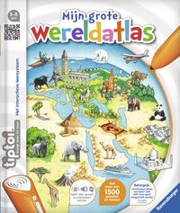 Ravensburger Tiptoi boek Mijn grote wereldatlas NL