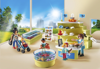 PLAYMOBIL Family Fun 9061 Aquariumshop-Afbeelding 1