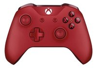 Microsoft manette sans fil XBOX One rouge