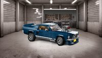 LEGO Creator Expert 10265 Ford Mustang-Afbeelding 2