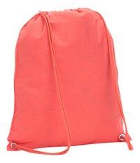 Kipling sac de gymnastique Supertaboo Light Peachy Pink Fun-Arrière