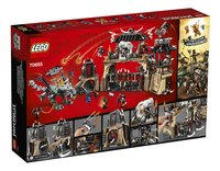 LEGO Ninjago 70655 Drakenkuil-Achteraanzicht