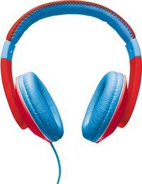 Trust casque Sonin Kids rouge/bleu-commercieel beeld