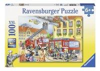 Ravensburger puzzle XXL Nos pompiers-Avant