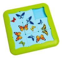 Puzzle à coulisse Butterflies-Avant