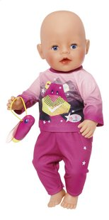BABY born kledijset Play&Fun Nachtlampje-outfit roze-Artikeldetail