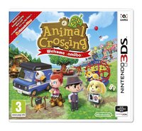 Nintendo 3DS Animal Crossing : New Leaf - Welcome amiibo FR