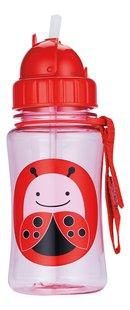 Skip*Hop Gobelet avec paille Zoo coccinelle 350 ml