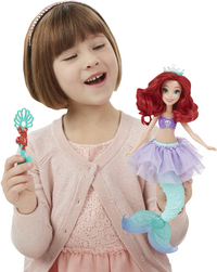 Mannequinpop Disney Princess Bubble Tiara Ariel-Afbeelding 1