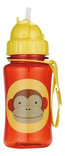 Skip*Hop Gobelet avec paille Zoo singe 350 ml