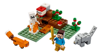 LEGO Minecraft 21162 Aventures dans la taïga-Avant