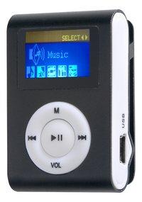 Difrnce mp3-speler MP855 4 GB zwart-Rechterzijde