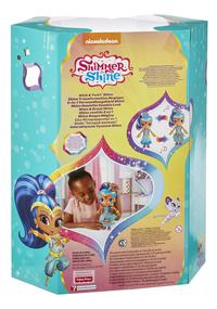 Fisher-Price poupée Shimmer & Shine Transformation magique Shine-Arrière