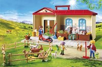 Playmobil Country 4897 Ferme transportable-Image 1