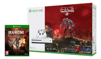 XBOX One S 1 To Halo Wars 2 + Dead Rising 4