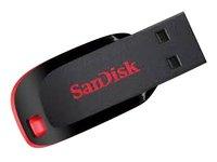 SanDisk USB-stick Cruzer Blade 32 GB-Vooraanzicht