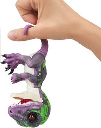 WowWee figurine interactive Fingerlings Untamed Velociraptor Razor-Image 3