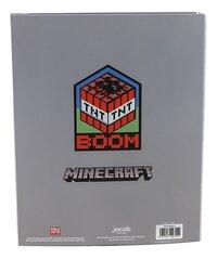 Ringmap A4 Minecraft 4 cm Boom-Achteraanzicht