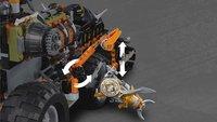 LEGO Ninjago 70654 Dieselnaut-Afbeelding 4