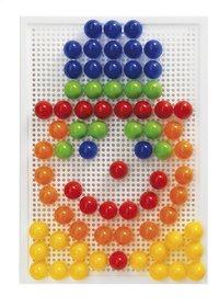 Quercetti insteekparels Fanta Color large 100 stuks met handvat-Vooraanzicht