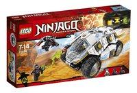 LEGO Ninjago 70588 Le Tumbler du Ninja de Titane