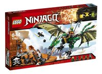 LEGO Ninjago 70593 Le dragon émeraude de Lloyd