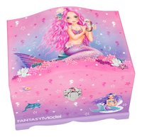 Juwelenkistje TOPModel Fantasy Model Mermaid roze-Linkerzijde