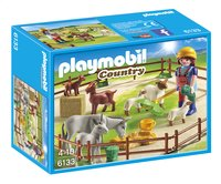 Playmobil Country 6133 Dierenweide