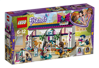 LEGO Friends 41344 Andrea's accessoirewinkel-Linkerzijde