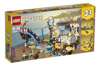 LEGO Creator 3-in-1 31084 Piratenachtbaan-Linkerzijde