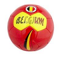 Ballon de football Belgique rouge taille 5