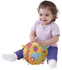 VTech Baby Knuffel & Leer bal NL-Image 1