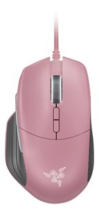 Razer souris Basilisk Chroma Gaming Mouse Quartz rose-Vue du haut