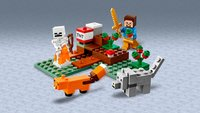 LEGO Minecraft 21162 Aventures dans la taïga-Image 2