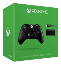 XBOX One draadloze controller Langley + Play & Charge Kit