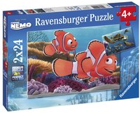 Ravensburger puzzel 2-in-1 Nemo's avonturen