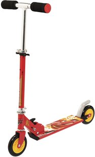 Trottinette Disney Cars-Avant