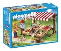 Playmobil Country 6121 Marchand avec étal de légumes