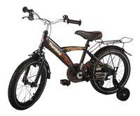 Volare vélo pour enfants Thombike noir 16/ (monté à 95 %)-Détail de l'article