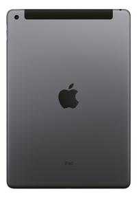 Apple iPad Wi-Fi + Cellular 2019 10,2/ 128 Go Gris Sidéral-Arrière