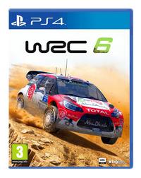 PS4 WRC 6 FR/ANG
