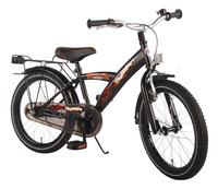 Volare vélo pour enfants Thombike noir 18' (monté à 95 %)