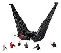 LEGO Star Wars 75256 Kylo Ren Shuttle-Vooraanzicht