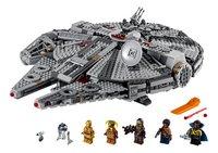 LEGO Star Wars 75257 Millennium Falcon-Vooraanzicht