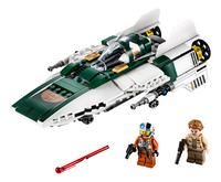 LEGO Star Wars 75248 Resistance A-Wing Starfighter-Vooraanzicht